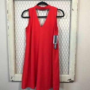 fa3839733b3 XOXO Dresses - XOXO Women s Red Choker Dress- Small- ...